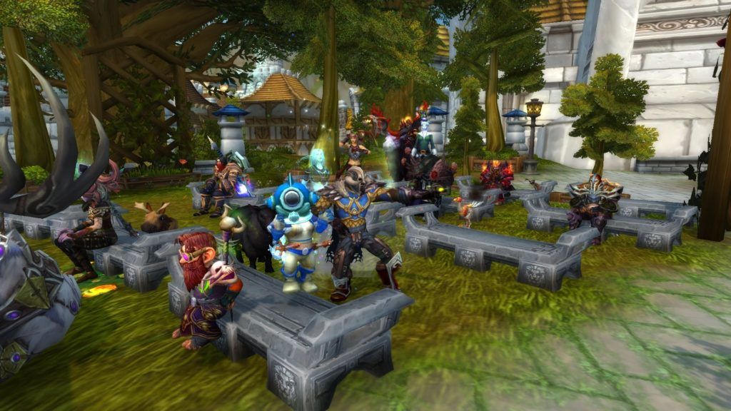 Old Timers Guild Laid Back Not Too Serious No Drama All About The Fun